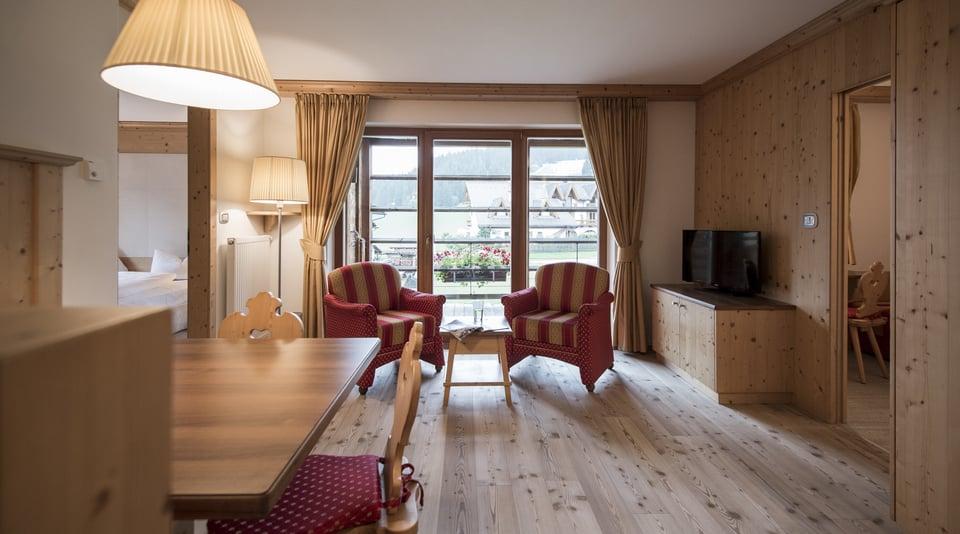 Suite-Gäste