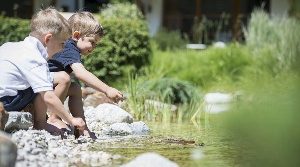 Unser Feriendorf in Südtirol für Familien