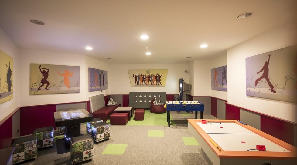 Teenie-Lounge