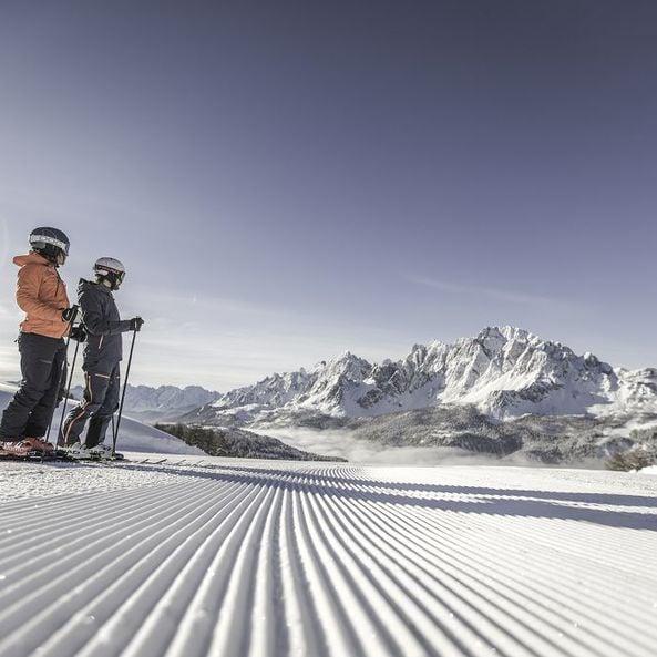 San Candido & Dolomites region Tre Cime di Lavaredo
