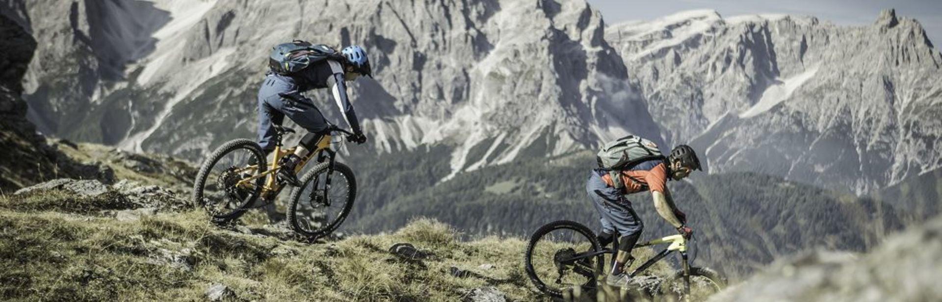 Rauf aufs Bike!