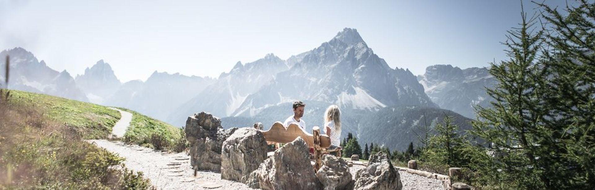 Time for mountain enjoyment