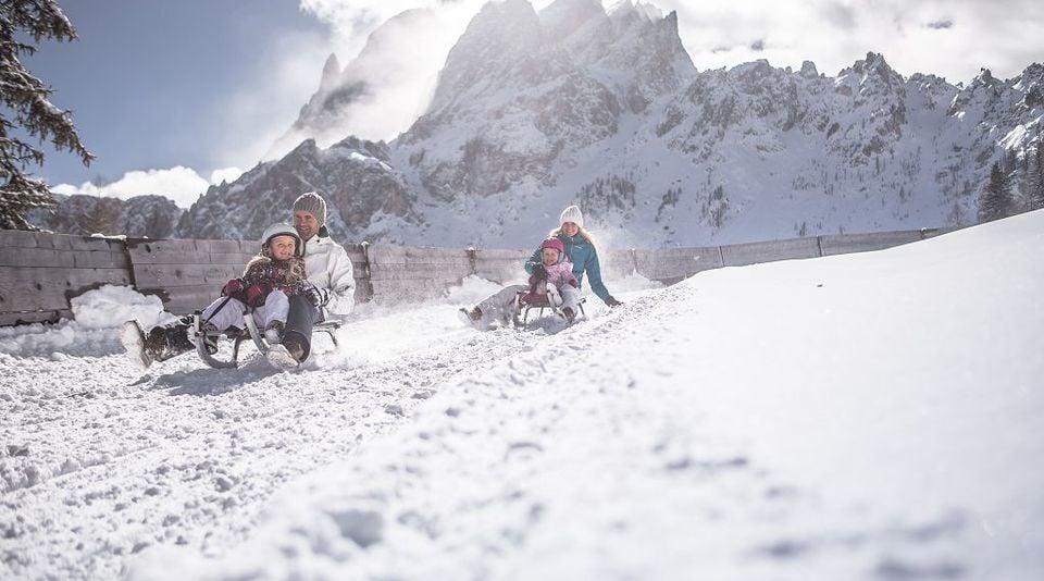 Erlebnis Bergwinter
