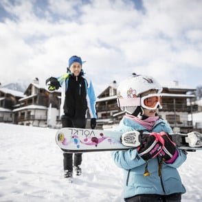 Ski in & ski out