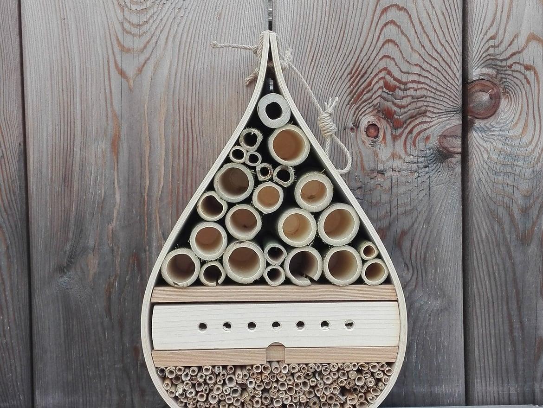 Bastle dein Insektenhotel