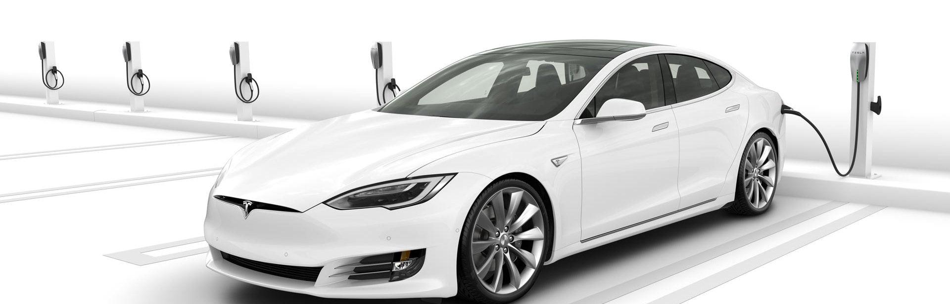 Tesla Ladestation