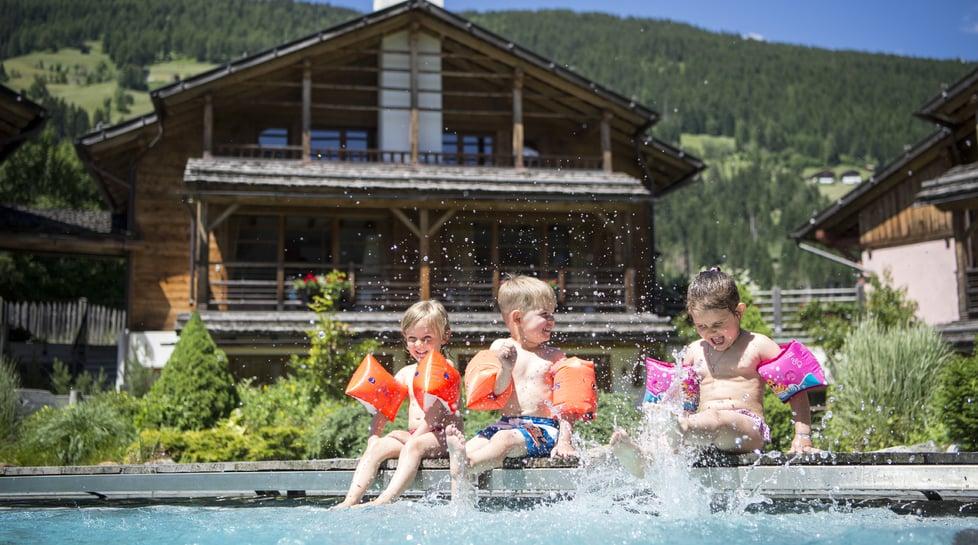 Die Familienhotels Südtirol als Ferienjuwel