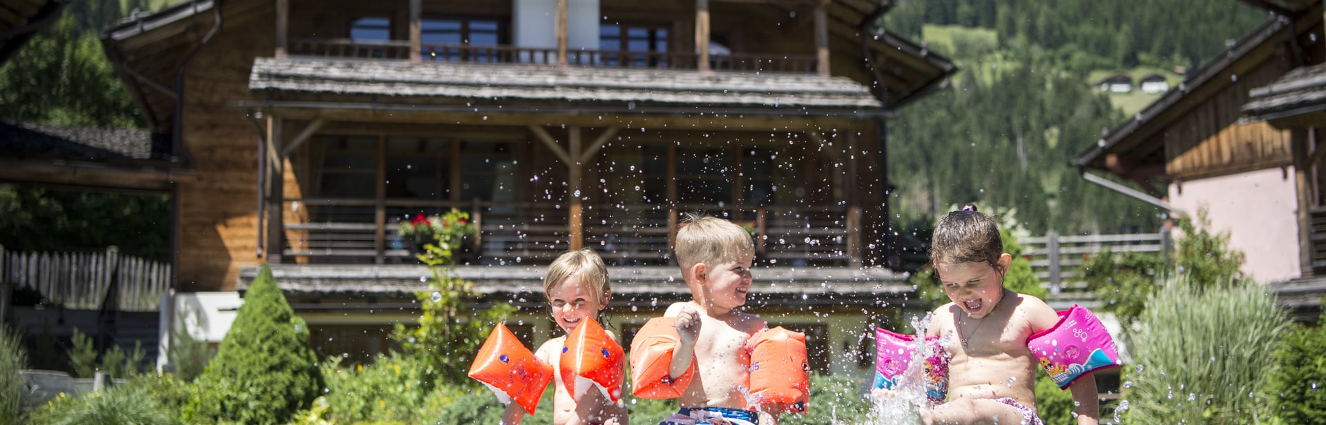 Family hotel a San Candido: una vacanze come da bambini