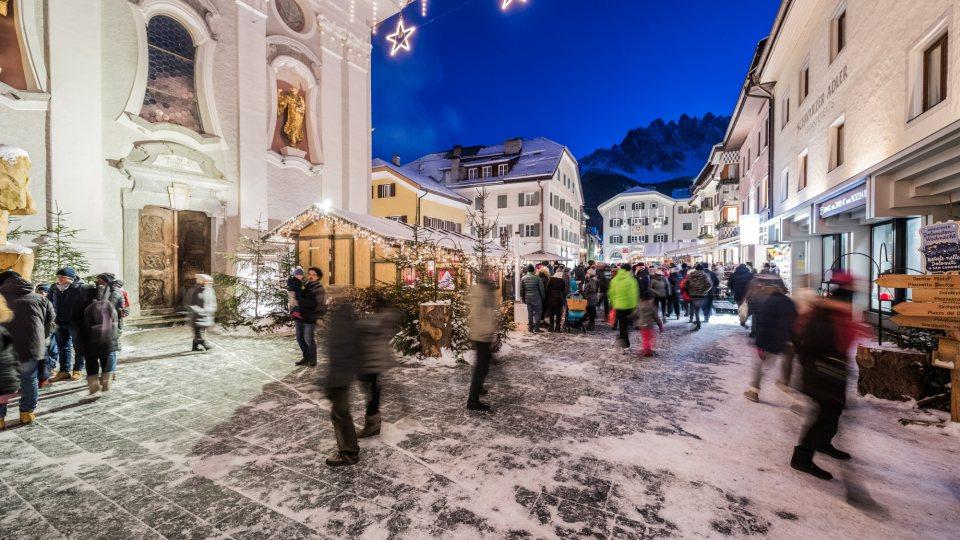 Christmas Market of Innichen/San Candido