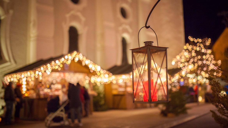 Weihnachtsmarkt in Innichen