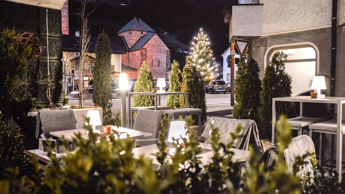 Advent season at Innichen/San Candido